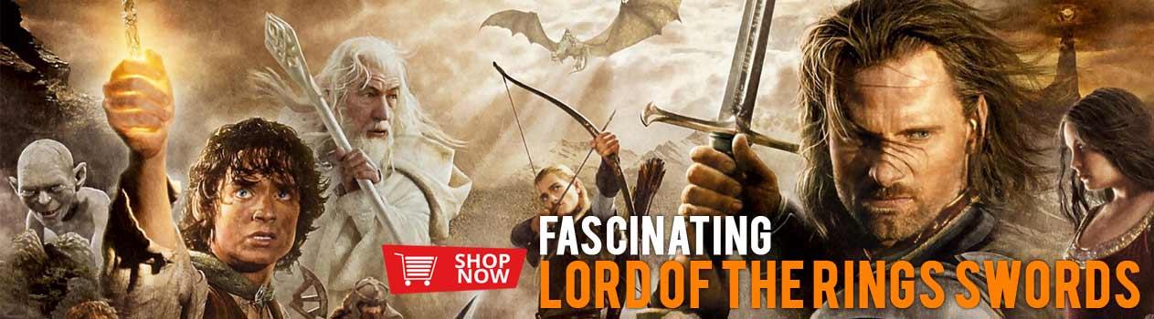 Dazzling Replica Swords for Sale - Animation Swords